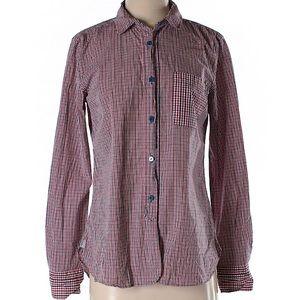 G1 Long-Sleeve Button Down 100% Cotton Shirt